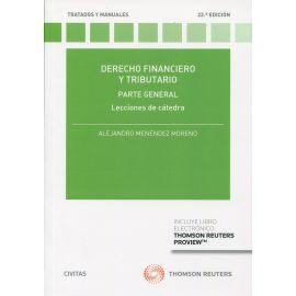 Derecho financiero y tributario. Parte general. 2021 Lecciones de cátedra