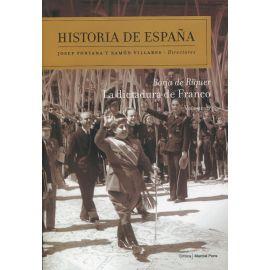 Dictadura de Franco. Historia de España Volumen 9