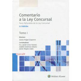 Comentario a la Ley Concursal 2020, 2 Vol. Texto Refundido de la Ley Concursal