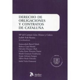 Derecho de obligaciones y contratos de Cataluña