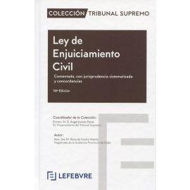 Ley de Enjuiciamiento Civil 2021. Comentada con Jurisprudencia Sistematizada y Concordancias