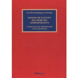 Sistema de fuentes del derecho administrativo. La dirección de la Administración a través del Derecho