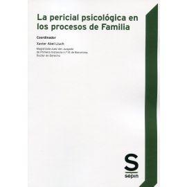 Pericial psicológica en los procesos de familia