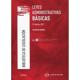 Leyes administrativas básicas 2021