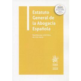 Estatuto General de la Abogacía Española. Real Decreto 135/2021