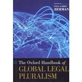 Oxford Handbook of global legal pluralism