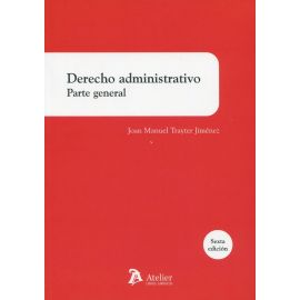 Derecho administrativo. Parte general