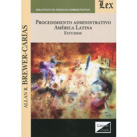 Procedimiento administrativo América Latina. Estudios