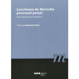Lecciones de derecho procesal penal 2021