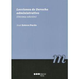 Lecciones de derecho administrativo 2021