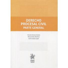 Derecho procesal civil. Parte general. 2021