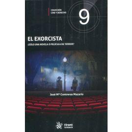 EL exorcista ¿Sólo una novela o película de terror?
