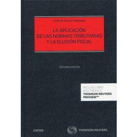 La aplicación de las normas tributarias y la elusión fiscal 2021