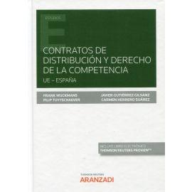 Contratos de distribución y derecho de la competencia UE-España