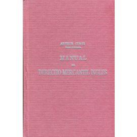Manual de Derecho Mercantil Inglés