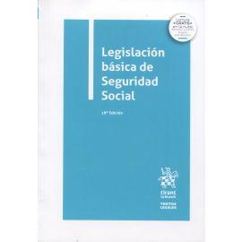 Legislación básica de Seguridad Social 2021