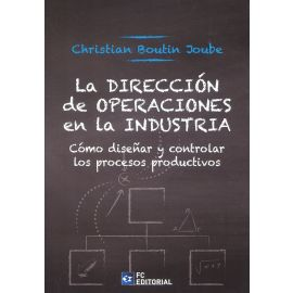 La dirección de operaciones en la industria. Cómo diseñar y controlar los procesos productivos