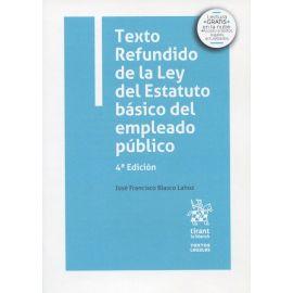 Texto Refundido de la Ley del Estatuto básico del empleado público
