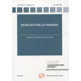 Derecho público romano 2021