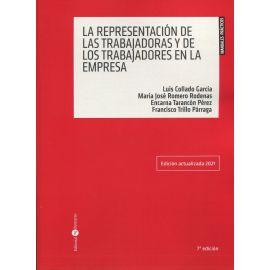 Representación de las trabajadoras y de los trabajadores en la empresa 2021
