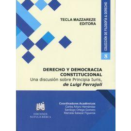 Derecho y democracia constitucional. Una discusión sobre principia Iuris.