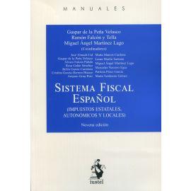 Sistema fiscal español 2021 (Impuestos estatales, autonómicos  y locales)