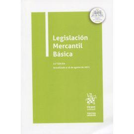 Legislación Mercantil Básica 2021. Tirant