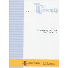 Texto refundido de la ley concursal 2021