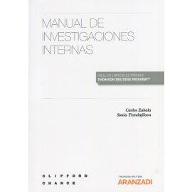 Manual de investigaciones internas/internal investigations manual