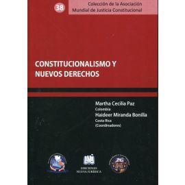 Constitucionalismo y nuevos derechos.