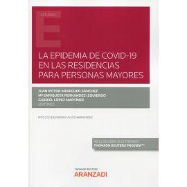 La epidemia de Covid-19 en las residencias para personas mayores