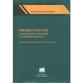 Pruebas Ilícitas. Análisis doctrinario y jurisprudencial.