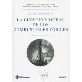 Cuestión moral de los combustibles fósiles