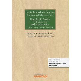 Family law in latin América. Procedural and substantive issues. Derecho de familia & sucesiones en latinoamérica. Jurisdicción y derecho aplicable