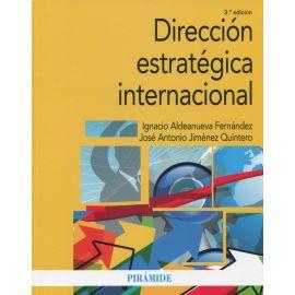 Dirección estratégica internacional