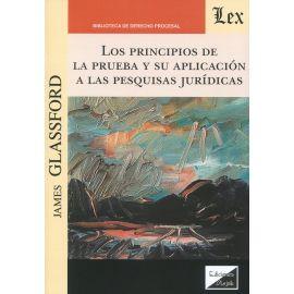 Los principios de la prueba y su aplicación a las pesquisas jurídicas