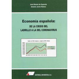 Economía española: de la crisis del ladrillo a la del coronavirus