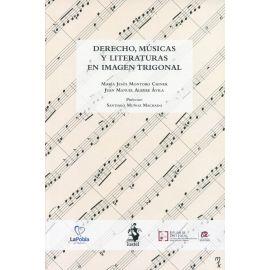 Derecho, músicas y literaturas en imagen trigonal