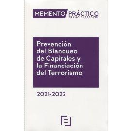 Memento Prevención del blanqueo de capitales y la financiación del terrorismo 2021-2022