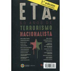 ETA: 50 años de terrorismo nacionalista 2021 + Diccionario breve para entender el terrorismo de ETA