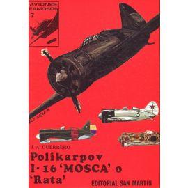 Polikarpov 1-16 Mosca o Rata