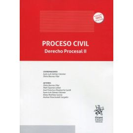 Proceso Civil. Derecho Procesal II