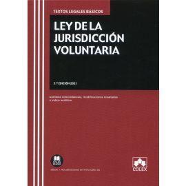 Ley de la jurisdicción voluntaria 2021Colex