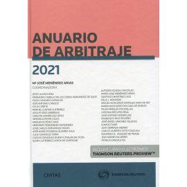Anuario de arbitraje 2021