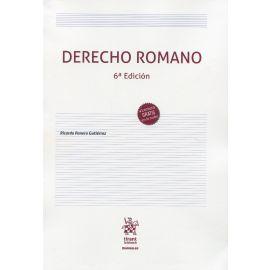 Derecho romano 2021. Ricardo Panero Gutiérrez
