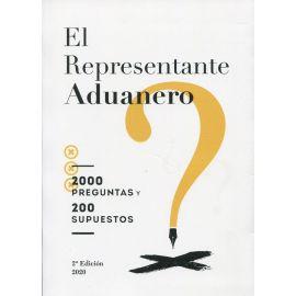 Representante aduanero. 2000 preguntas y 200 supuestos