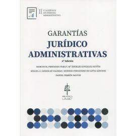 Garantías Jurídico-Administrativas. Cuadernos de Derecho Administrativo II