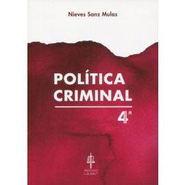 Política criminal 2021