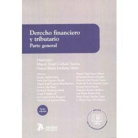 Derecho financiero y tributario. Parte general 2021