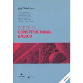 Derecho constitucional básico 2021